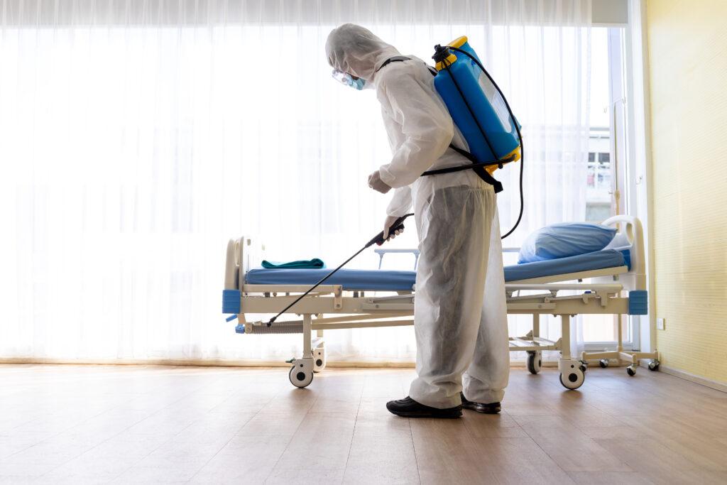 sanificazione ospedali